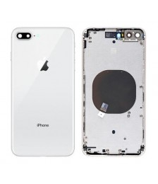 iPhone 8 Plus Carcaça Silver